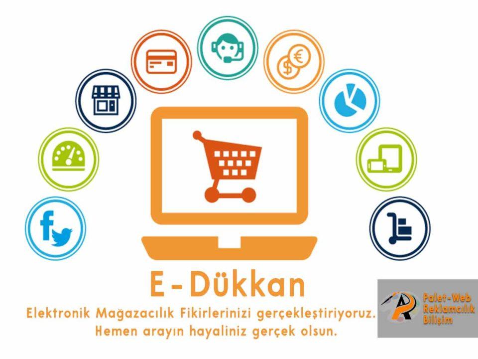 E-ticaret & mağazacılık