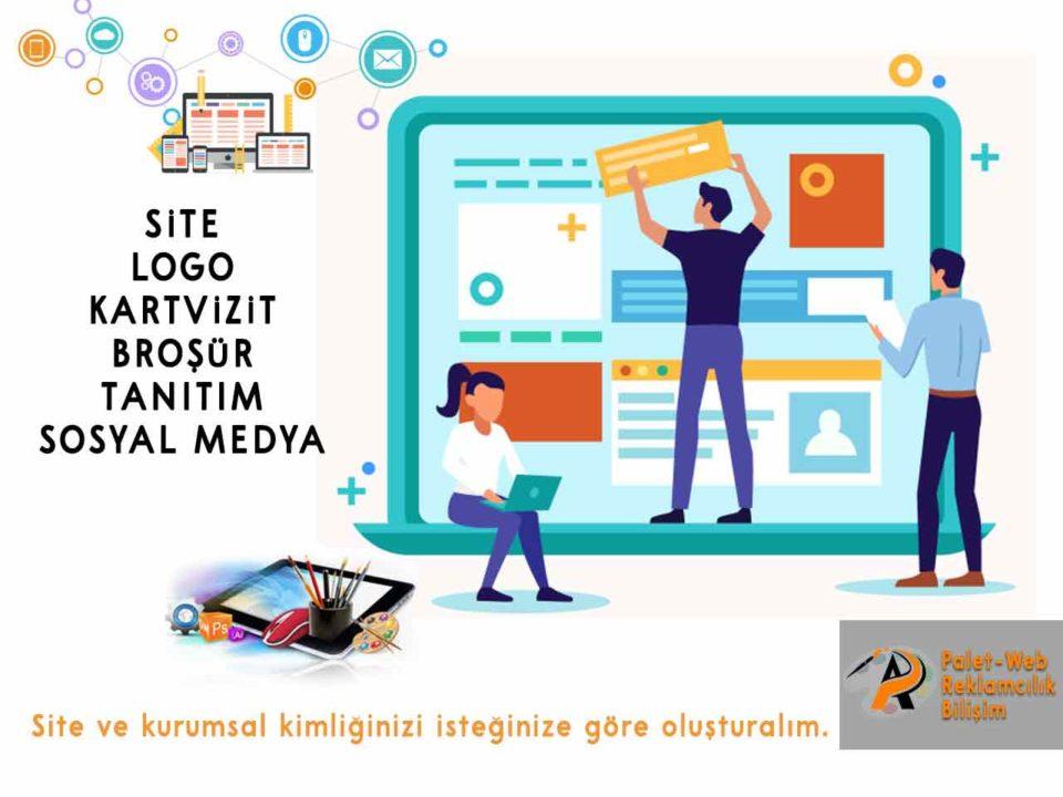 Site ve tasarım işleri