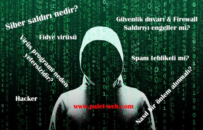 siber güvenlik, firewall, güvenlik duvarı